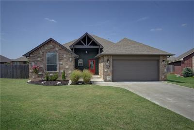 Edmond Single Family Home For Sale: 6240 NW 158th Street