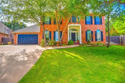 Edmond Single Family Home For Sale: 2909 Chadwicke Drive