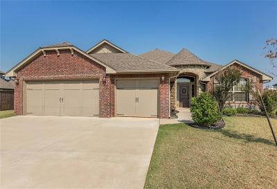 Oklahoma City Rental For Rent: 13508 Stonedale Drive