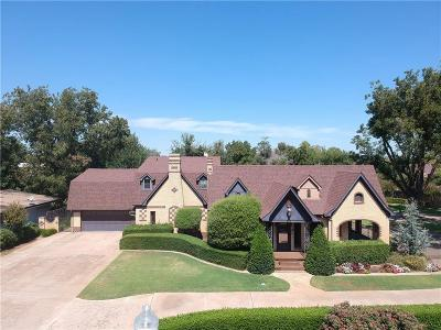 Altus Single Family Home For Sale: 917 E Commerce Street
