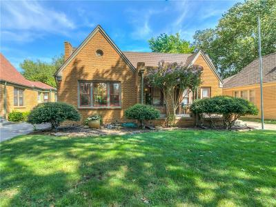 Oklahoma City Single Family Home For Sale: 3309 NW 21st Road
