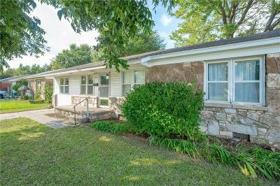 Oklahoma City Single Family Home For Sale: 5951 NW 34th Street
