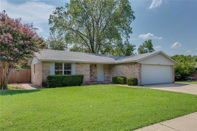 Norman Single Family Home For Sale: 3212 Caddo Lane