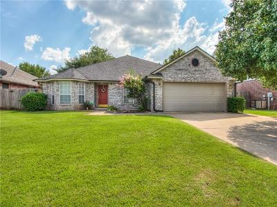 Edmond Single Family Home For Sale: 2316 Bradford Place