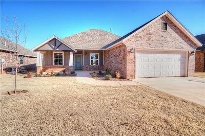 Oklahoma City Single Family Home For Sale: 3900 Brougham Way
