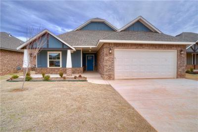 Oklahoma City Single Family Home For Sale: 3816 Brougham Way