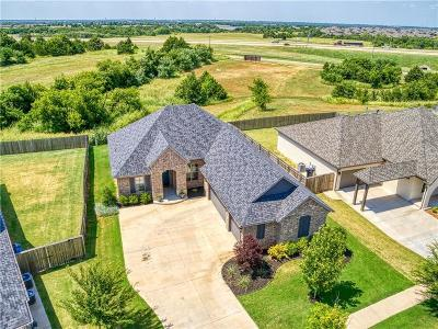 Oklahoma City Single Family Home For Sale: 13533 Cobblestone Curve Road