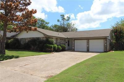Norman Single Family Home For Sale: 1614 Sheffield Drive