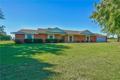 Oklahoma City Single Family Home For Sale: 6000 SE 89th Street