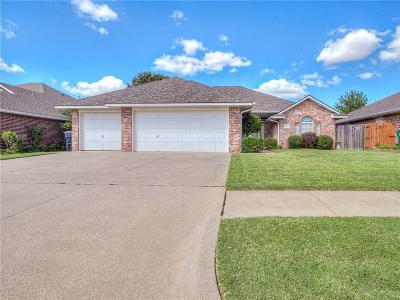 Oklahoma City Single Family Home For Sale: 8305 NW 75th Street