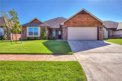 Edmond Single Family Home For Sale: 19404 Taggert Drive