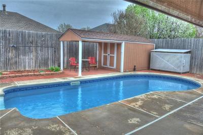 Single Family Home Sold: 12912 Cloverleaf Lane