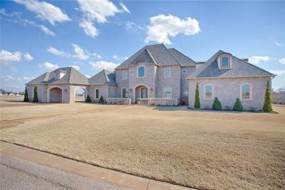 Edmond Single Family Home For Sale: 4446 Blackthorn Drive