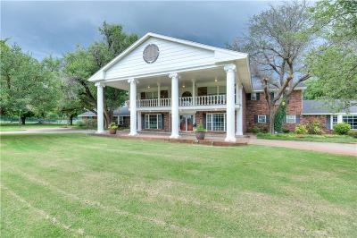 Yukon Single Family Home For Sale: 9401 Overholser