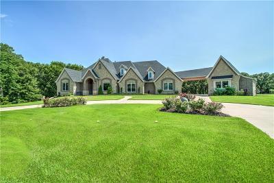Edmond Single Family Home For Sale: 1608 Blue Bird Circle