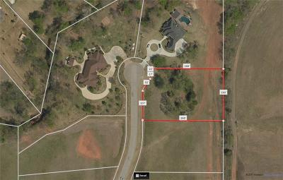 Mustang Residential Lots & Land For Sale: 5808 Twin Fawn Trail