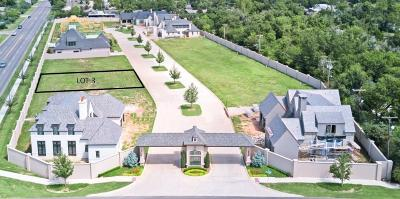 Oklahoma City Residential Lots & Land For Sale: 8409 Stonehurst Court