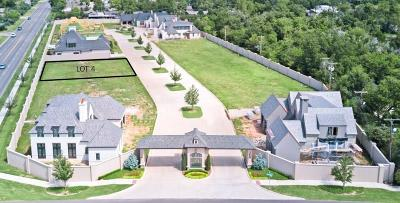 Oklahoma City Residential Lots & Land For Sale: 8413 Stonehurst Court