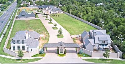 Oklahoma City Residential Lots & Land For Sale: 8505 Stonehurst Court