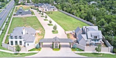 Oklahoma City Residential Lots & Land For Sale: 8513 Stonehurst Court