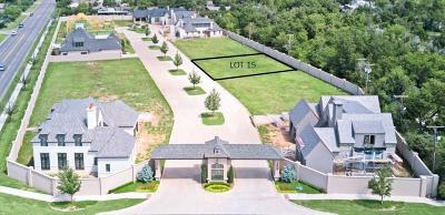 Oklahoma City Residential Lots & Land For Sale: 8412 Stonehurst Court