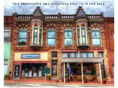 Guthrie Single Family Home For Sale: 112 E Oklahoma Avenue #1/2
