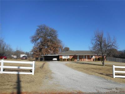 Midwest City Single Family Home For Sale: 10819 SE 9 Street
