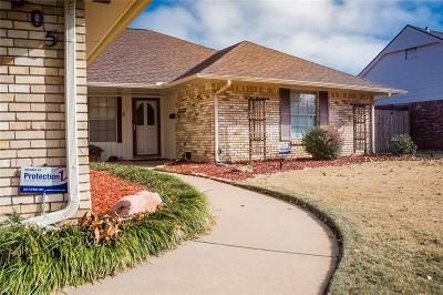 Oklahoma City OK Single Family Home For Sale: $156,900