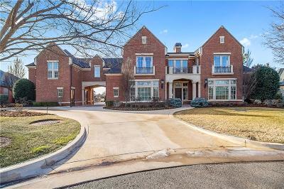 Oklahoma City Single Family Home For Sale: 14801 Aurea Lane