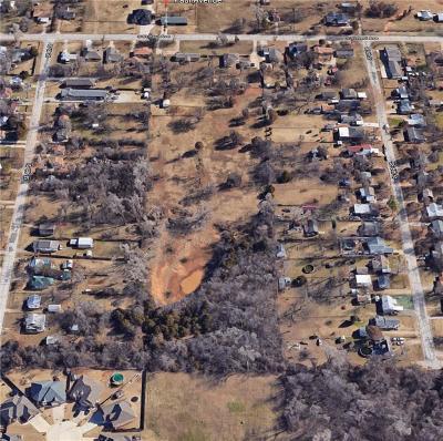 Midwest City Residential Lots & Land Pending: 517 S Saint Paul Avenue