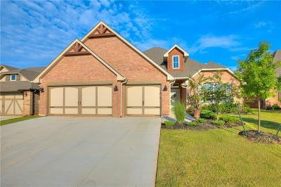 Edmond Single Family Home For Sale: 3124 Wakefield Road