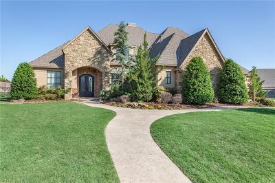 Edmond Single Family Home For Sale: 17408 Hawks View Court