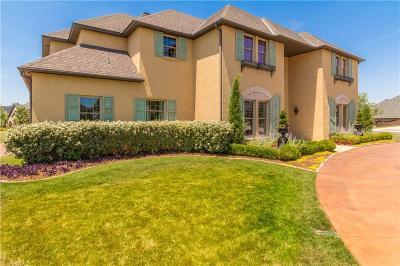 Edmond Single Family Home For Sale: 3200 NW 177 Street