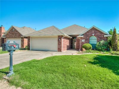 Norman Single Family Home For Sale: 3305 Windjammer