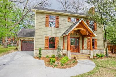 Norman Single Family Home For Sale: 1101 S Pickard
