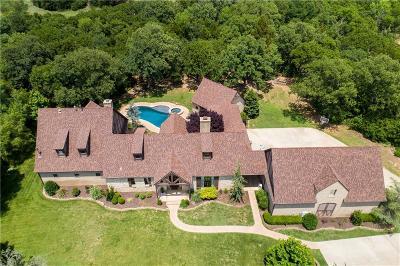 Edmond Single Family Home For Sale: 6003 Lakewood Ridge Road