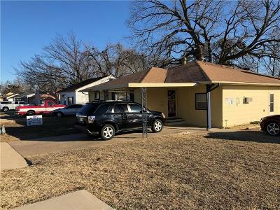 Bethany Single Family Home For Sale: 6908 NW 36th Street