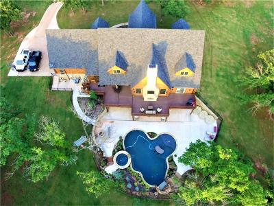 Arcadia Single Family Home For Sale: 13675 S Westminster Road