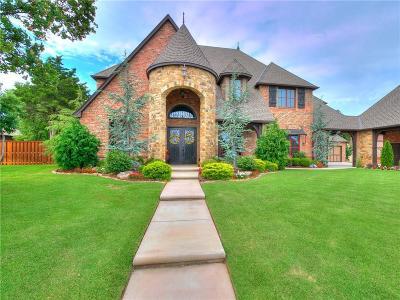 Edmond Single Family Home For Sale: 2309 Lone Oak Way