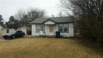 Oklahoma City Single Family Home For Sale: 2511 41st