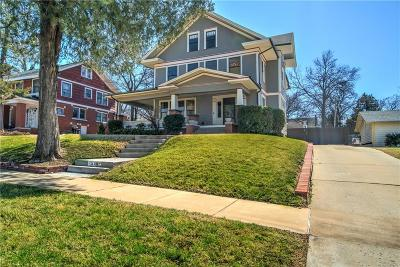 Oklahoma City Single Family Home For Sale: 516 NW 16th Street
