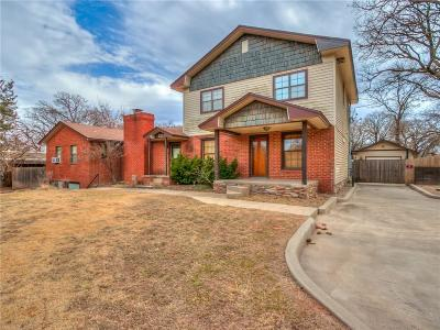 Bethany Single Family Home For Sale: 7204 NW 30th Street