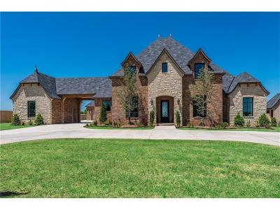Edmond Single Family Home For Sale: 4213 Paloma Circle