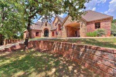 Arcadia Single Family Home For Sale: 3600 Winding Lake
