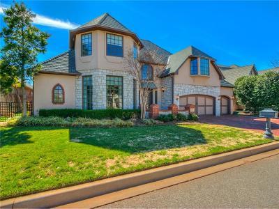 Oklahoma City Single Family Home For Sale: 14708 Hollyhock Drive
