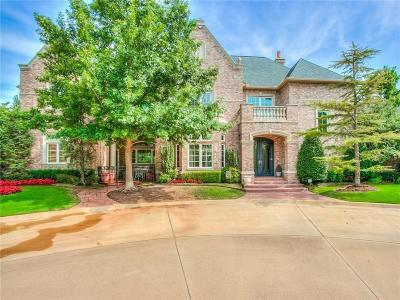 Oklahoma City Single Family Home For Sale: 10820 Orleans Court