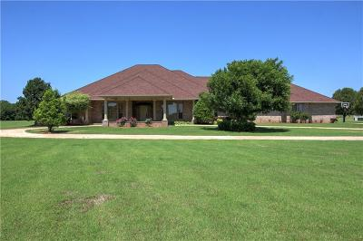 Norman Single Family Home For Sale: 1500 Burlwood Road