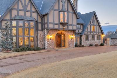 Oklahoma City Single Family Home For Sale: 11717 Quail Creek Road