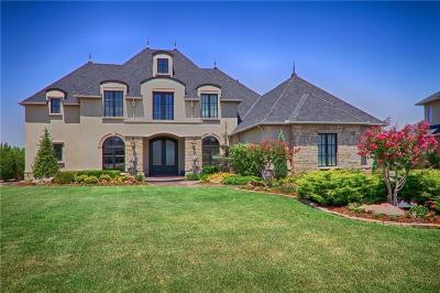 Edmond Single Family Home For Sale: 16817 Shorerun Drive