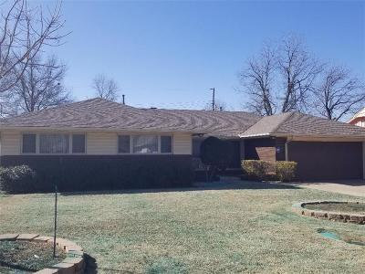 Warr Acres Single Family Home For Sale: 5608 47th